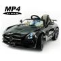 Электромобиль Mercedes-Benz SLS AMG Black Carbon Edition MP4 - SX128-S