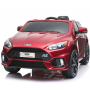 Детский электромобиль Dake Ford Focus RS Wine Red 12V 2.4G - F777-RED