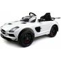 Электромобиль Mercedes-Benz SLS AMG White - SX128-S