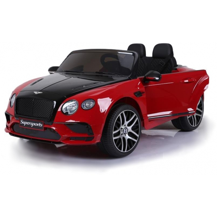 Электромобиль Bentley Continental Supersports Red 12V - JE1155