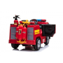 Электромобиль - пожарная машина с игровым набором - SX1818