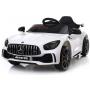 Детский электромобиль Mercedes-Benz GTR AMG 12V - BBH-0005-WHITE