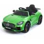 Детский электромобиль Mercedes Benz AMG GT R 2.4G - GREEN MATTE - HL288