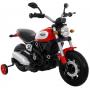 Детский мотоцикл Qike Чоппер красный - QK-307-RED