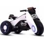 Детский электромотоцикл BMW Vision Next 100 Mini (трицикл) - BQD-6199-WHITE