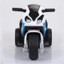 Детский электромотоцикл BMW S1000RR Blue (трицикл, 6V) - JT5188-BLUE