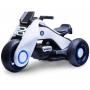 Детский электромотоцикл BMW Vision Next 100 (трицикл) - BQD-6288-WHITE