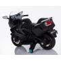 Детский электромобиль мотоцикл BMW K1200GT Black 12V - XMX316-BLACK