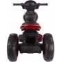 Детский мотоцикл на аккумуляторе Y-MAXI Police Red - SW198A-RED