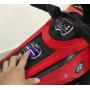 Детский электромотоцикл BMW Vision Next 100 - BQD-6188-RED