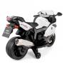 Детский электромотоцикл BMW KS1300S White 12V - 283