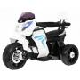Детский велосипед / электромотоцикл 6V - HL-108-WHITE