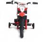 Детский кроссовый электромотоцикл Qike TD Red 6V - QK-3058-RED