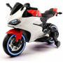 Детский электромотоцикл Ducati 12V - FT-1628-RED-WHITE
