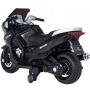Детский электромобиль мотоцикл BMW R1200RT Black 12V - HZB-118-BLACK