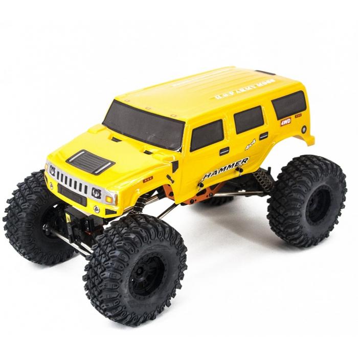 Радиоуправляемый краулер HSP Inspector 2x4 4WD 1:10 - EX86011-88115