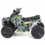 Детский квадроцикл 6V на резиновых колесах - XH116-CAMO-PAINT