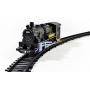 Железная дорога - конструктор Fenfa RailCar (350 деталей) - 1608-1A