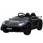 Детский электромобиль Lamborghini SVJ 12V - BLACK - HL328