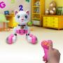 Радиоуправляемая интерактивная кошка Cindy - MG013