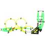 Гоночный трек AutoFlier (48 деталей, 8.6 м, 2 машинки, 2 пульта) - AF665