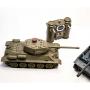 Радиоуправляемый танковый бой Huan Qi Т34 и Tiger масштаб 1:32 2.4G - HQ555