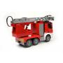 Радиоуправляемая пожарная машина Mercedes-Benz Actros 1:20 2.4G - E527-003