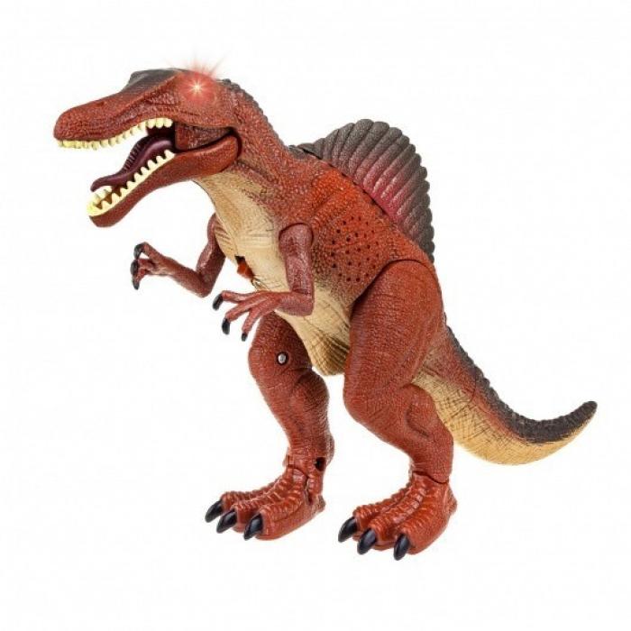 Интерактивный робот Динозавр Спинозавр на батарейках - RS6151
