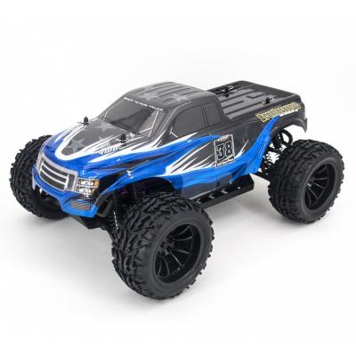 Радиоуправляемый внедорожник HSP Brontosaurus 4WD 1:10 2.4G - 94111-AA-Blue