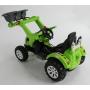 Детский трактор на аккумуляторе 12V - JS328A-G