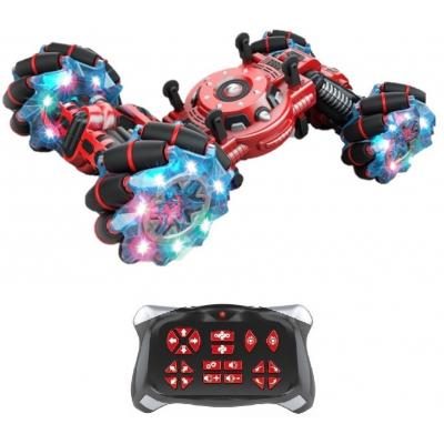 Радиоуправляемый трюковый красный дрифт Твистер Zegan 1:10 - ZG-C1253-RED