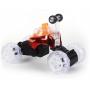 Радиоуправляемая трюковая машина-перевертыш RENDA (29 см, красный, мыльные пузыри) - RD635