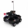 Радиоуправляемый танк-амфибия, стреляющий присосками 2.4G - 24883B
