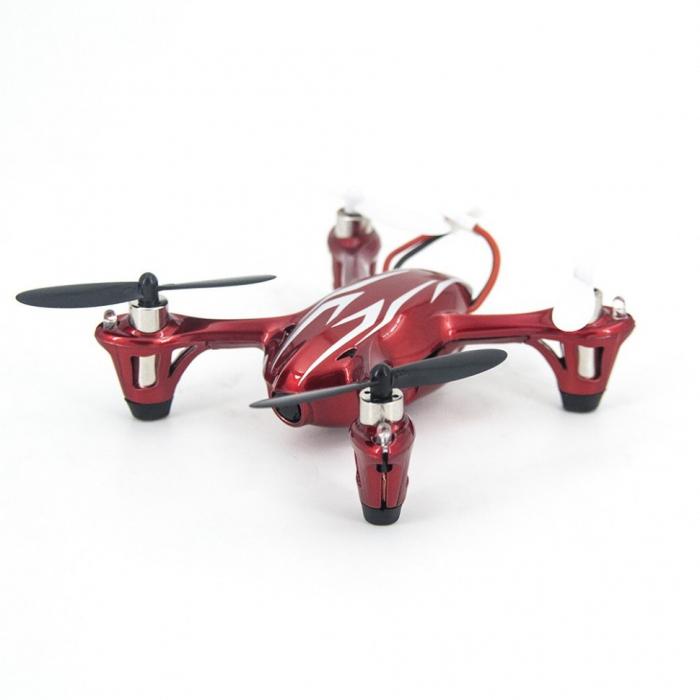 Радиоуправляемый квадрокоптер Hubsan X4 Red H107C c HD видеокамерой 2.4G - H107C-HD