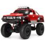 Радиоуправляемый краулер Red Pick-Up 4WD 1:8 2.4G - MZ-2855-R