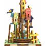 "Деревянный 3D конструктор - музыкальная шкатулка Robotime ""Castle in the sky"" - AM307"