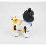 Радиоуправляемый робот Интерактивный Белый Кот - 2059