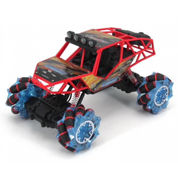 Радиоуправляемый краулер Zegan на роликовых колесах, свет, звук 2.4G - ZG-C1431-RED