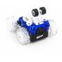 Радиоуправляемая трюковая синяя машинка-перевертыш - RD930