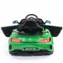 Детский электромобиль Mercedes Benz AMG GT R 2.4G - Green - HL288
