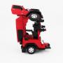 Радиоуправляемый робот трансформер Jeep Rubicon Red 1:14 - 2329PF