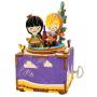 """Деревянный 3D конструктор - музыкальная шкатулка Robotime """"Summer's Day"""" - AM303"""