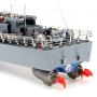 Радиоуправляемый корабль Heng Tai торпедный катер 1:115 2.4G - HT-2877B
