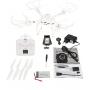 Радиоуправляемый квадрокоптер MJX X101A c HD FPV камерой - X101A-4018