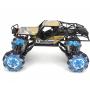 Радиоуправляемый краулер Zegan на роликовых колесах, свет, звук 2.4G - ZG-C1031