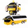 Радиоуправляемый трансформер MZ Желтый автобус 1:14 - 2372P