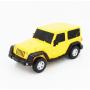 Радиоуправляемый робот трансформер Jeep Rubicon Yellow 1:14 - 2329PF