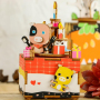 "Деревянный 3D конструктор - музыкальная шкатулка Robotime ""Sweet heart"" - AM309"