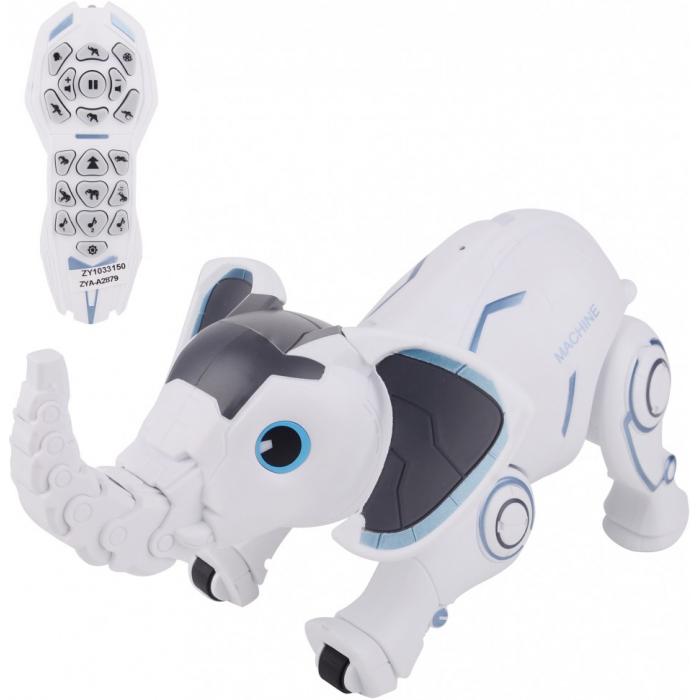 Радиоуправляемый слон-робот Smart Elephant - ZYA-A2879