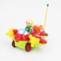 Детский радиоуправляемый красный самолетик Cartoon Airplane - 6608